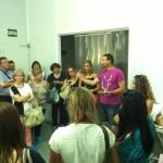 """El professorat de """"l'Escola Santa Maria de Gardeny"""" de Lleida visita les nostres instal.lacions."""